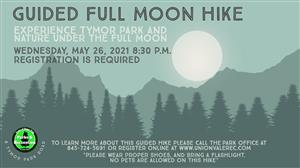 Full Moon Hike May 26 2021
